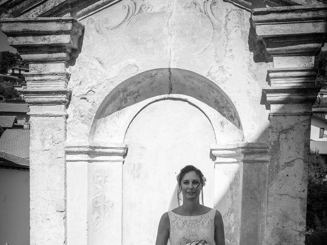 Il matrimonio di Filippo e Nicoletta a Belgirate, Verbania 24
