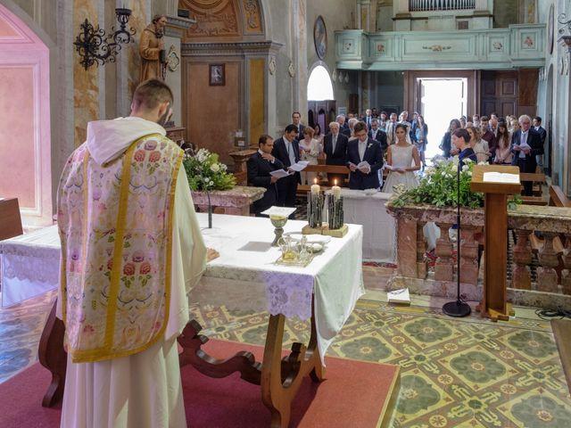 Il matrimonio di Filippo e Nicoletta a Belgirate, Verbania 25