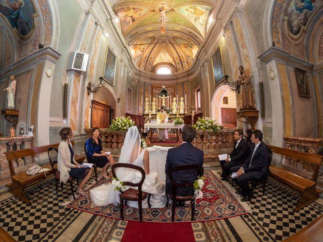Il matrimonio di Filippo e Nicoletta a Belgirate, Verbania 26
