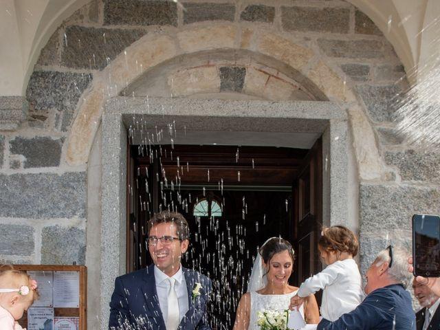 Il matrimonio di Filippo e Nicoletta a Belgirate, Verbania 27