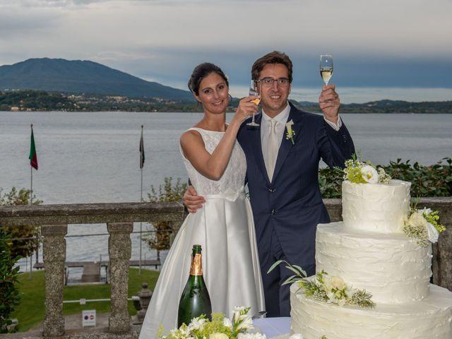 Il matrimonio di Filippo e Nicoletta a Belgirate, Verbania 42