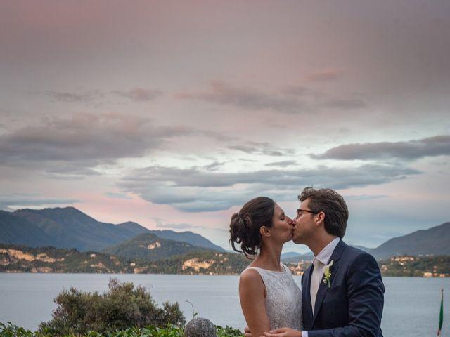 Il matrimonio di Filippo e Nicoletta a Belgirate, Verbania 45