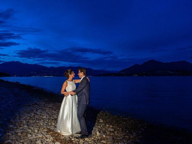 Il matrimonio di Filippo e Nicoletta a Belgirate, Verbania 47