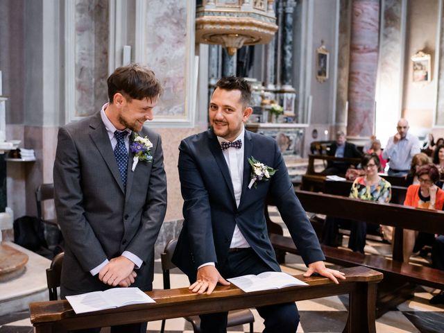 Il matrimonio di Roberto e Arianna a Bergamo, Bergamo 27