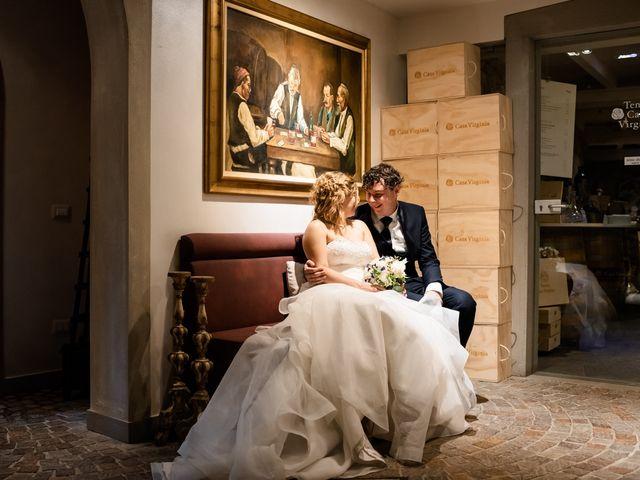Il matrimonio di Roberto e Arianna a Bergamo, Bergamo 64