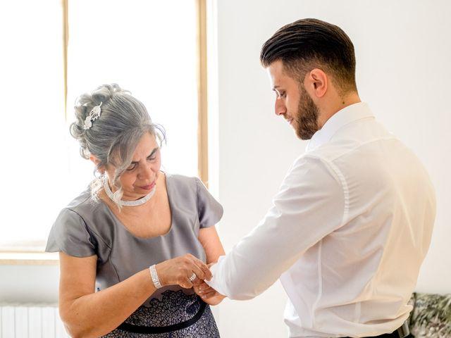 Il matrimonio di Fabio e Alexandra a Cocconato, Asti 3