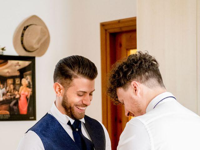 Il matrimonio di Fabio e Alexandra a Cocconato, Asti 4