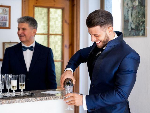 Il matrimonio di Fabio e Alexandra a Cocconato, Asti 8