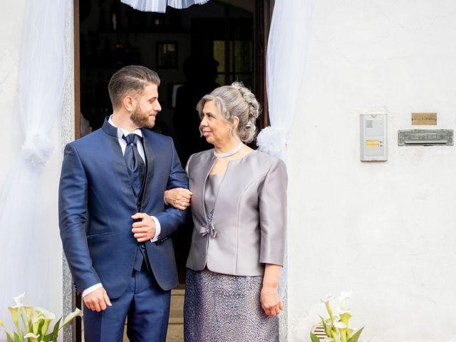 Il matrimonio di Fabio e Alexandra a Cocconato, Asti 10