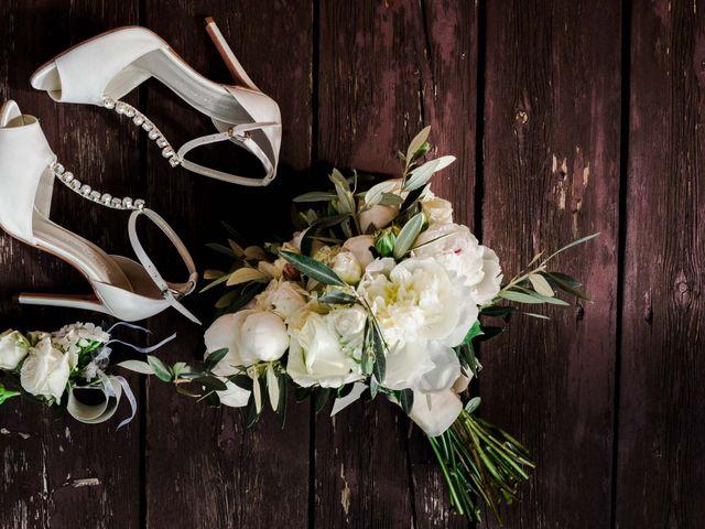Il matrimonio di Fabio e Alexandra a Cocconato, Asti 14