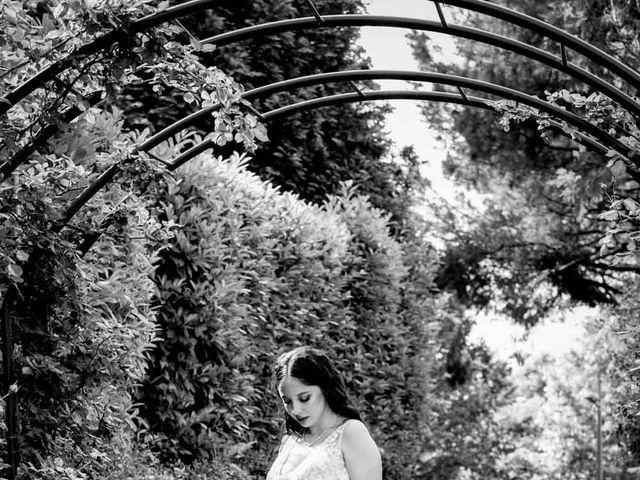 Il matrimonio di Fabio e Alexandra a Cocconato, Asti 20