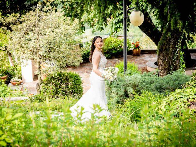Il matrimonio di Fabio e Alexandra a Cocconato, Asti 21