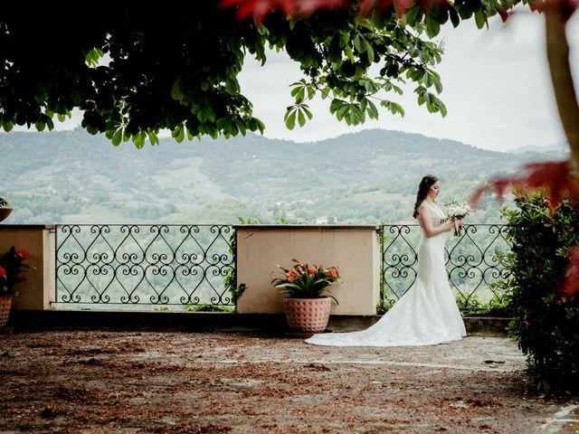 Il matrimonio di Fabio e Alexandra a Cocconato, Asti 24