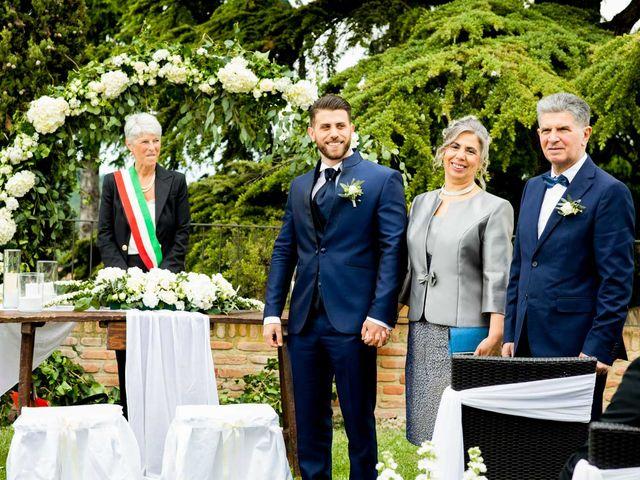Il matrimonio di Fabio e Alexandra a Cocconato, Asti 29