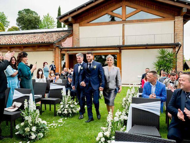 Il matrimonio di Fabio e Alexandra a Cocconato, Asti 30