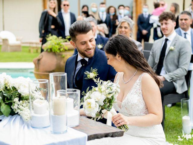 Il matrimonio di Fabio e Alexandra a Cocconato, Asti 31