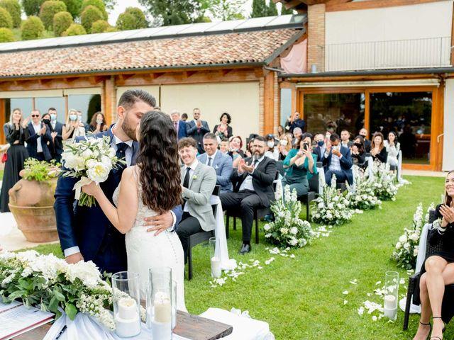 Il matrimonio di Fabio e Alexandra a Cocconato, Asti 33