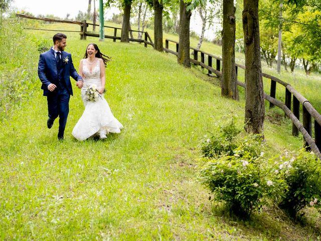 Il matrimonio di Fabio e Alexandra a Cocconato, Asti 36
