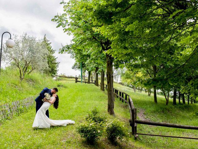 Il matrimonio di Fabio e Alexandra a Cocconato, Asti 37