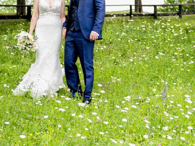 Il matrimonio di Fabio e Alexandra a Cocconato, Asti 38