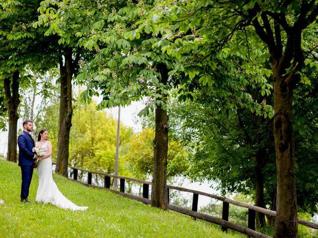 Il matrimonio di Fabio e Alexandra a Cocconato, Asti 40