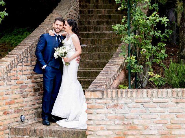 Il matrimonio di Fabio e Alexandra a Cocconato, Asti 41