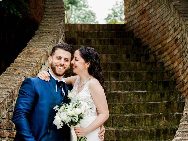 Il matrimonio di Fabio e Alexandra a Cocconato, Asti 42