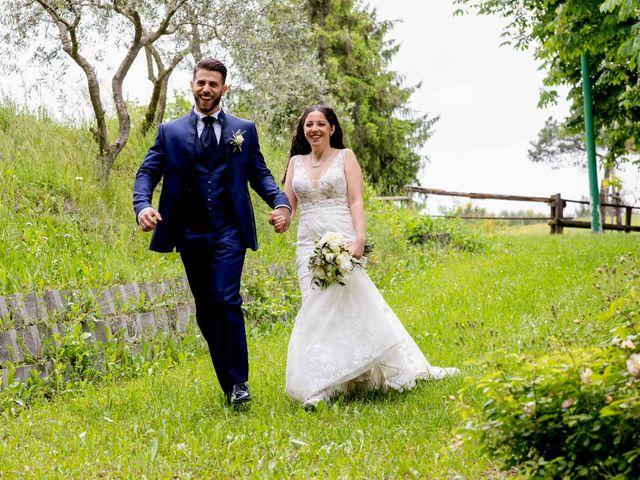 Il matrimonio di Fabio e Alexandra a Cocconato, Asti 43