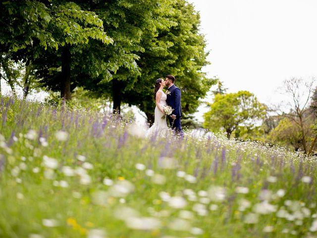 Il matrimonio di Fabio e Alexandra a Cocconato, Asti 44