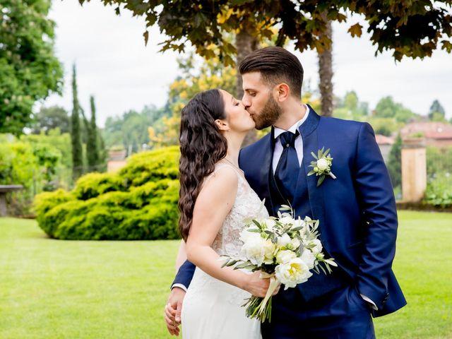 Il matrimonio di Fabio e Alexandra a Cocconato, Asti 46