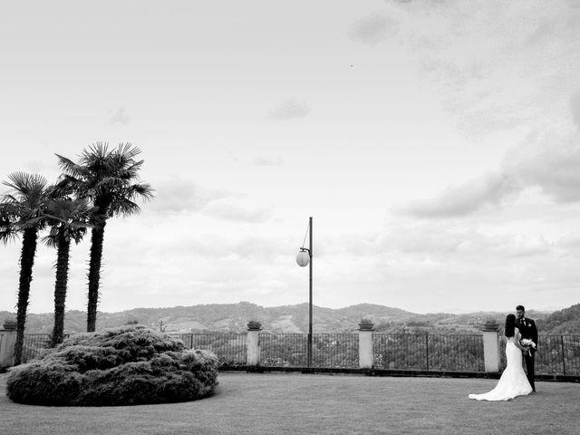 Il matrimonio di Fabio e Alexandra a Cocconato, Asti 47