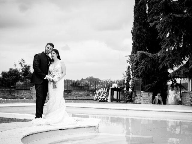 Il matrimonio di Fabio e Alexandra a Cocconato, Asti 49