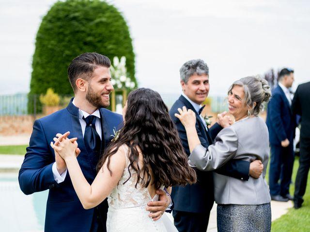 Il matrimonio di Fabio e Alexandra a Cocconato, Asti 53