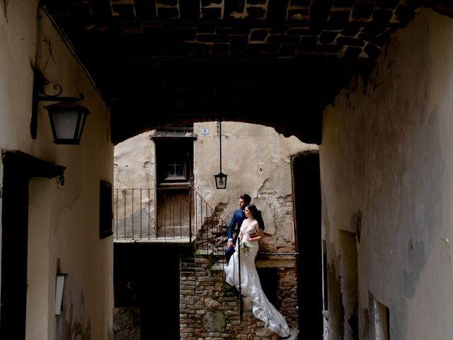 Il matrimonio di Fabio e Alexandra a Cocconato, Asti 59