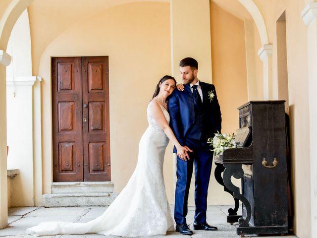 Il matrimonio di Fabio e Alexandra a Cocconato, Asti 61