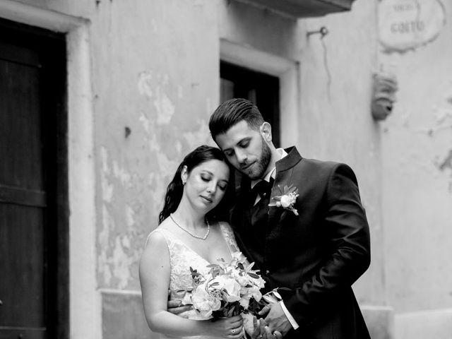 Il matrimonio di Fabio e Alexandra a Cocconato, Asti 62