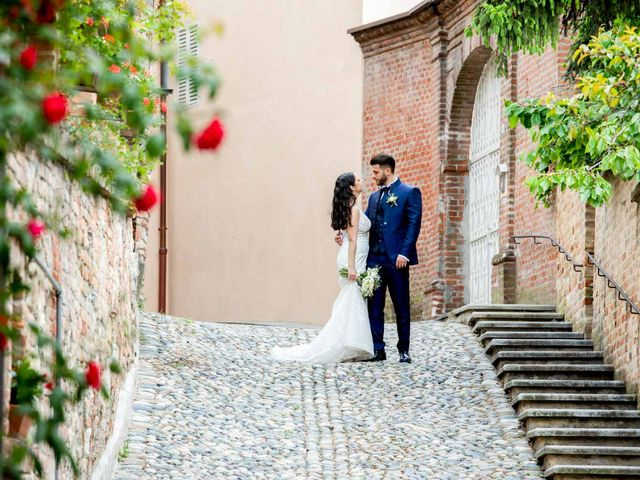 Il matrimonio di Fabio e Alexandra a Cocconato, Asti 65