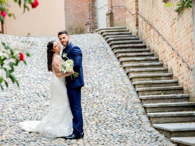 Il matrimonio di Fabio e Alexandra a Cocconato, Asti 66