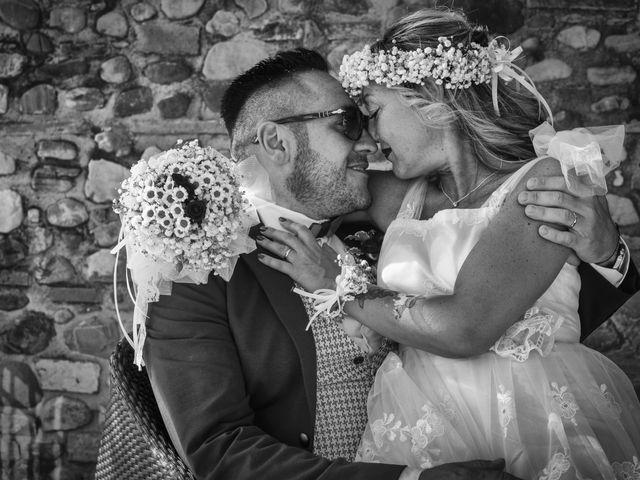 Il matrimonio di Lorenzo e Serena a Montespertoli, Firenze 27