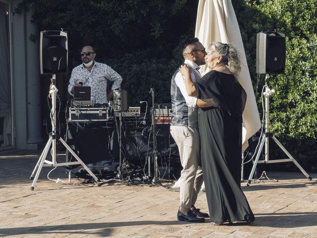 Il matrimonio di Lorenzo e Serena a Montespertoli, Firenze 30