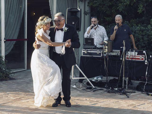 Il matrimonio di Lorenzo e Serena a Montespertoli, Firenze 31