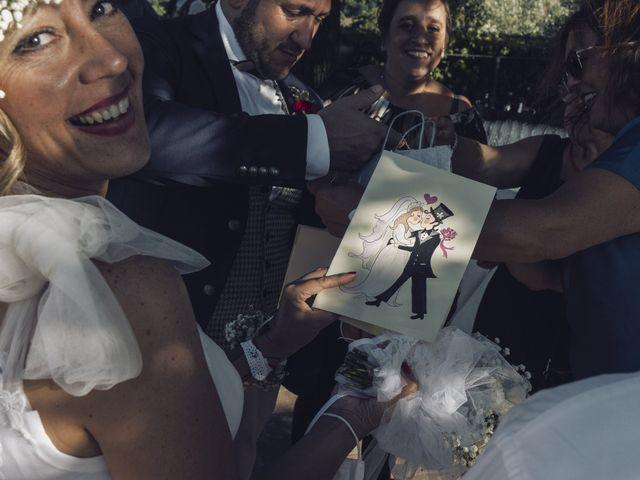 Il matrimonio di Lorenzo e Serena a Montespertoli, Firenze 32