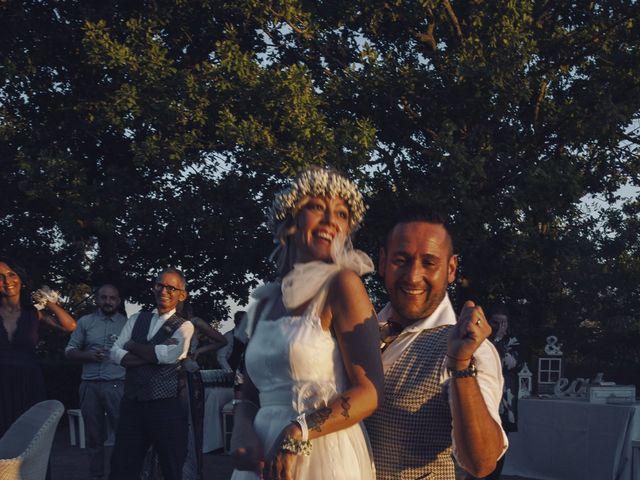 Il matrimonio di Lorenzo e Serena a Montespertoli, Firenze 37