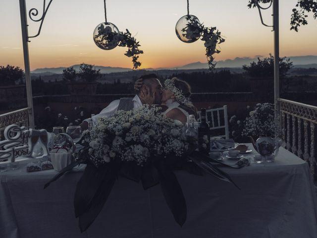 Il matrimonio di Lorenzo e Serena a Montespertoli, Firenze 41