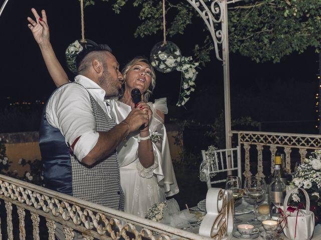 Il matrimonio di Lorenzo e Serena a Montespertoli, Firenze 42