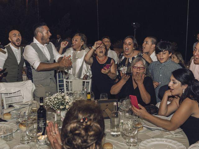Il matrimonio di Lorenzo e Serena a Montespertoli, Firenze 43