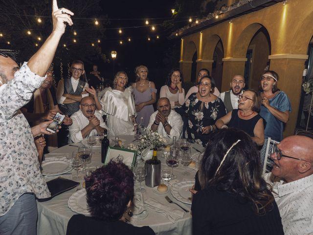 Il matrimonio di Lorenzo e Serena a Montespertoli, Firenze 45