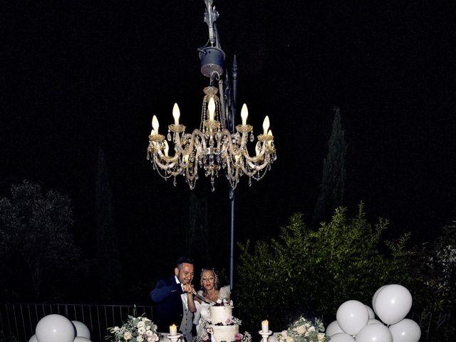 Il matrimonio di Lorenzo e Serena a Montespertoli, Firenze 48