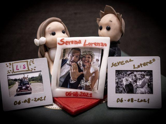 Il matrimonio di Lorenzo e Serena a Montespertoli, Firenze 52