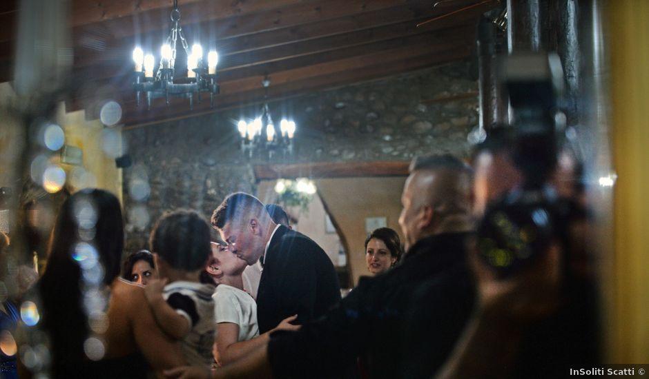 Il matrimonio di Willy e Eleonora a Sinnai, Cagliari